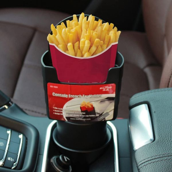 Car French Fries Holder